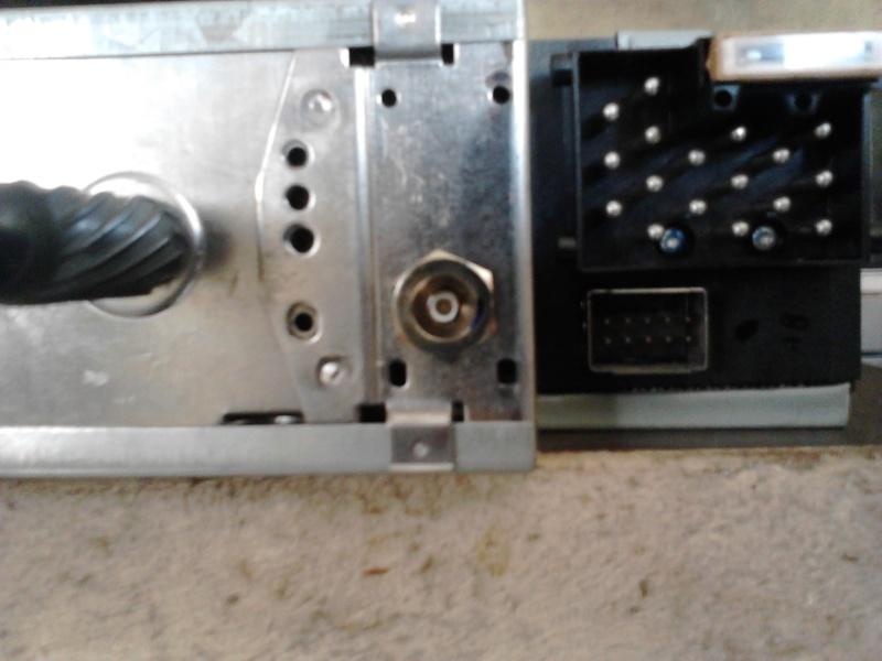 projet cle USB avec yatour sur radio cassette origine Img_2013