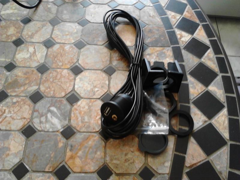 projet cle USB avec yatour sur radio cassette origine Img_2020