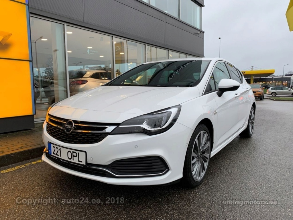 2018 - [Opel] Astra restylée  - Page 4 11933510