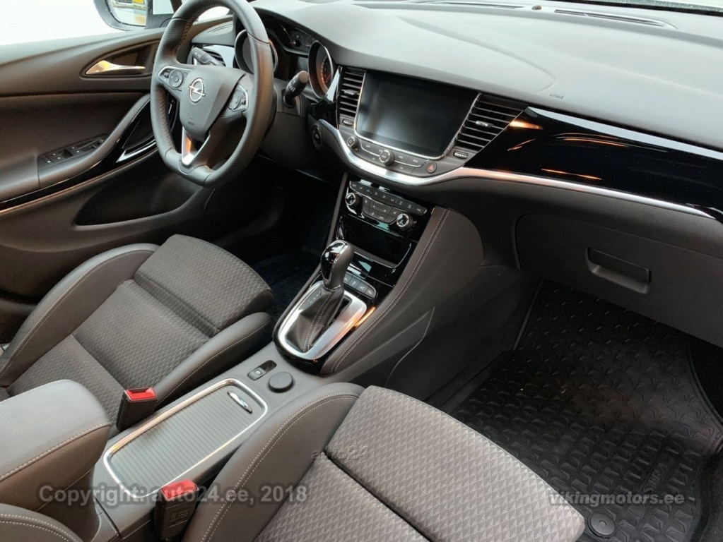 2018 - [Opel] Astra restylée  - Page 4 11933512