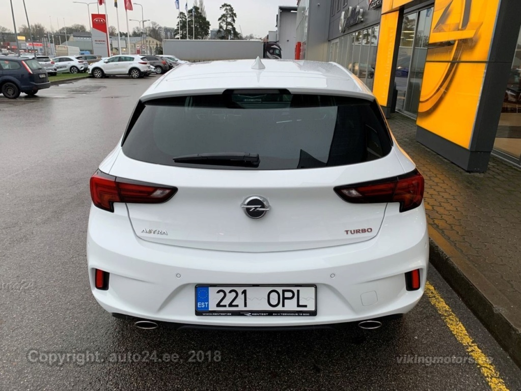 2018 - [Opel] Astra restylée  - Page 4 11933513
