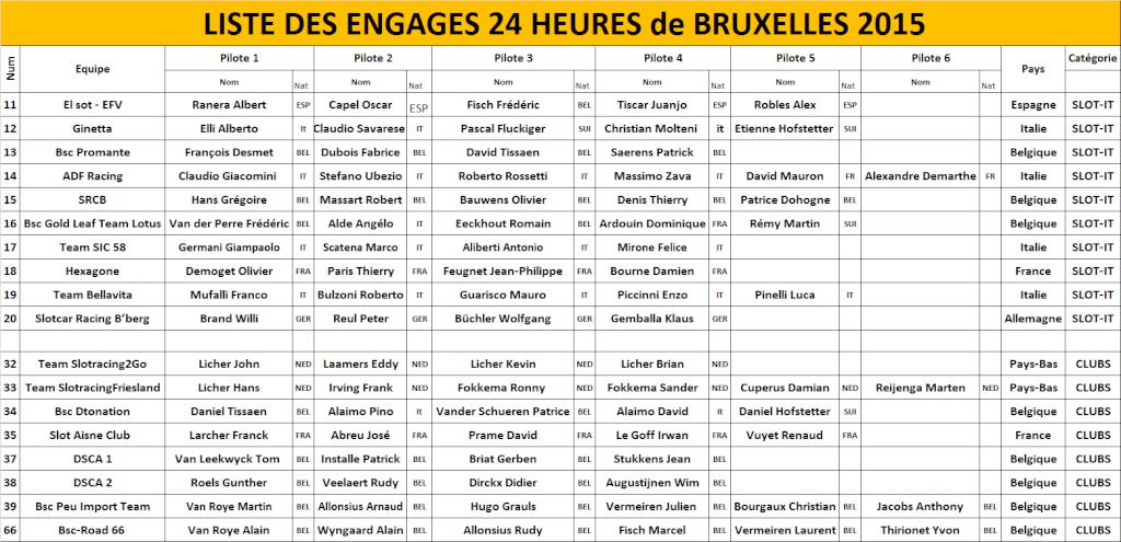 24 HEURES DE BRUXELLES (Joli-Bois) 2015 Engage11