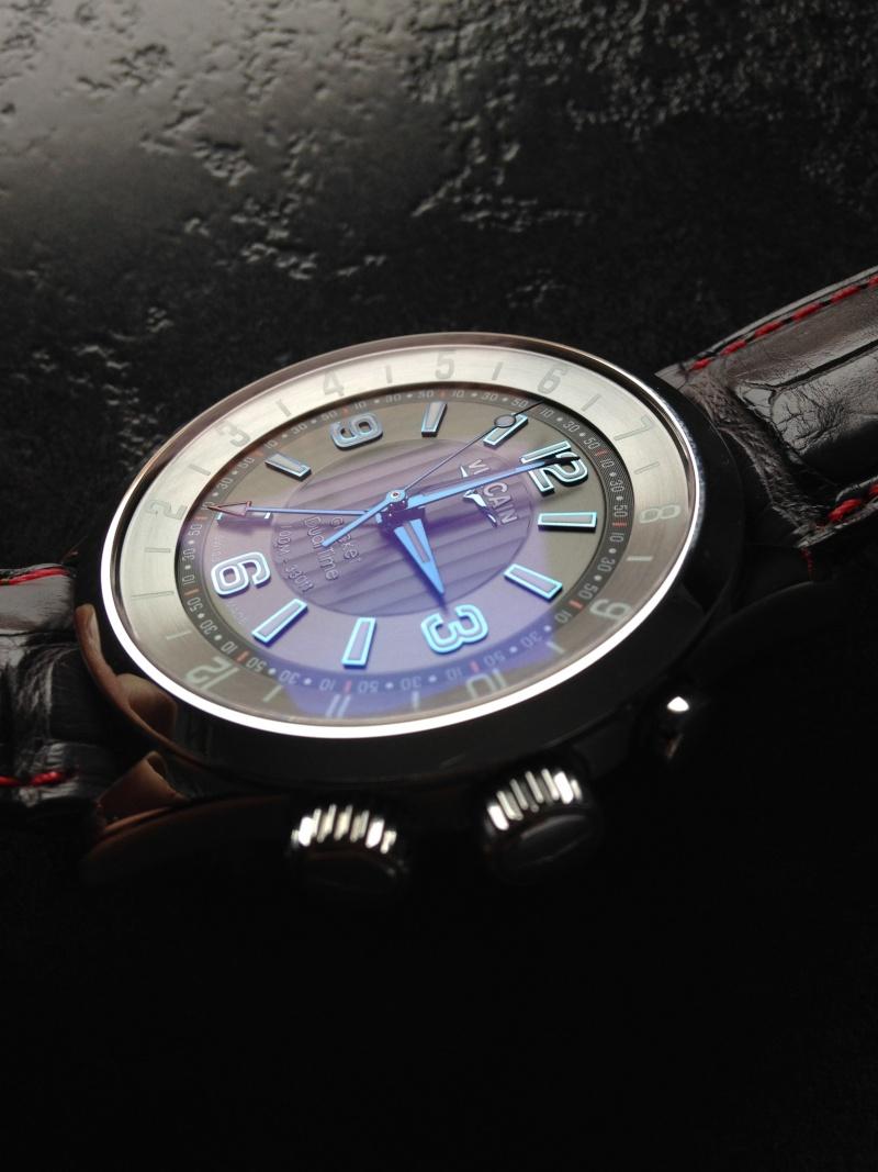 vulcain - [Revue] Je sais encore une Vulcain....... (dual time) Img_6228