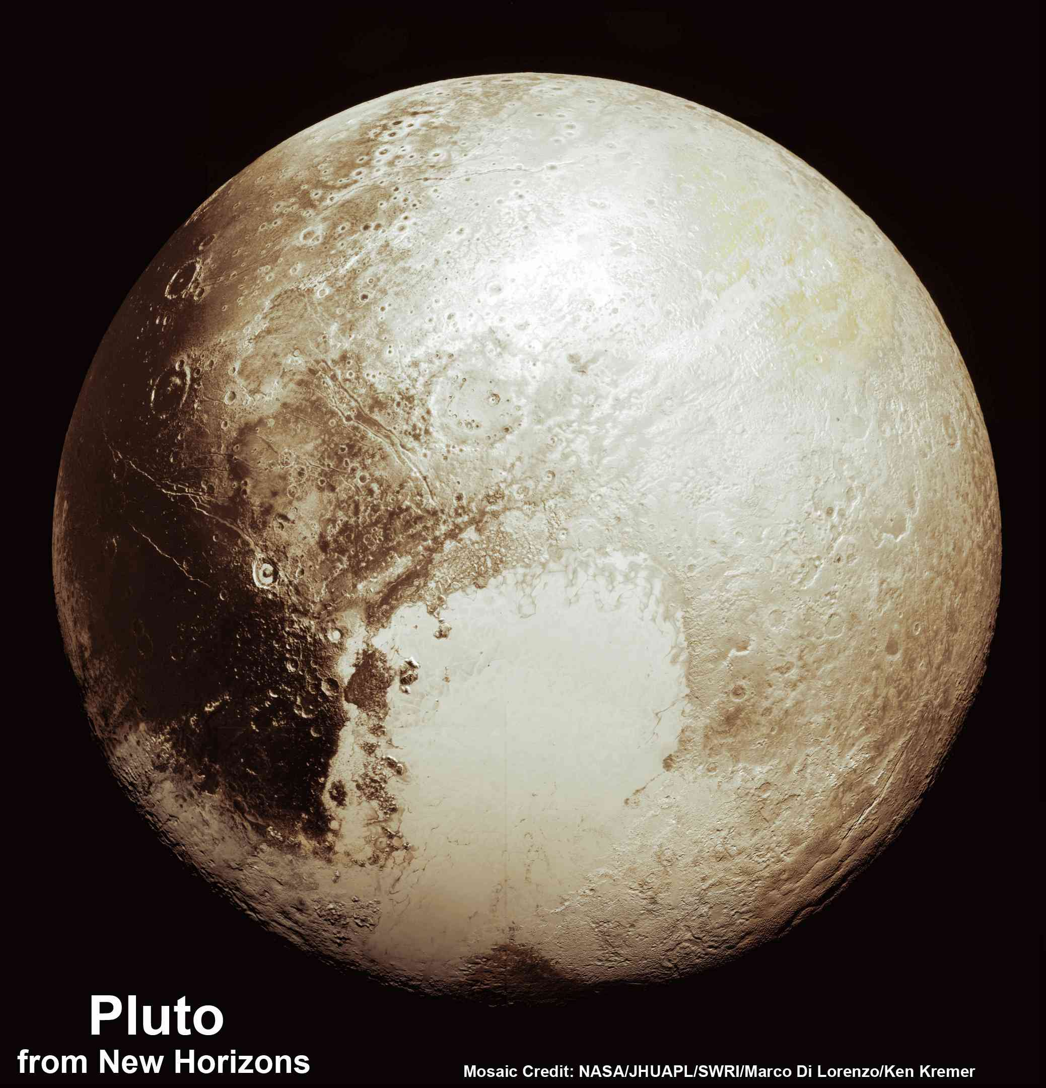 New Horizons : survol de Pluton (1/2) - Page 38 136