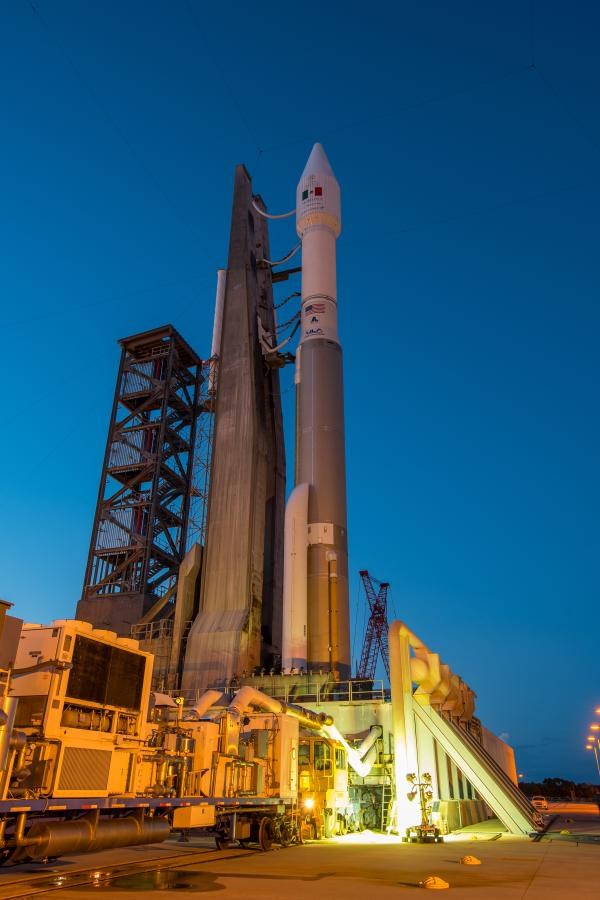 Lancement Morelos-3 (Mexsat-2) sur Atlas V au CCAFS le 2 octobre 2015 150