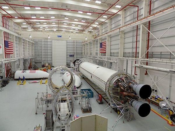 Orbital-ATK : Retour en vol de l' Antares re-motorisé prévu en 2016 183