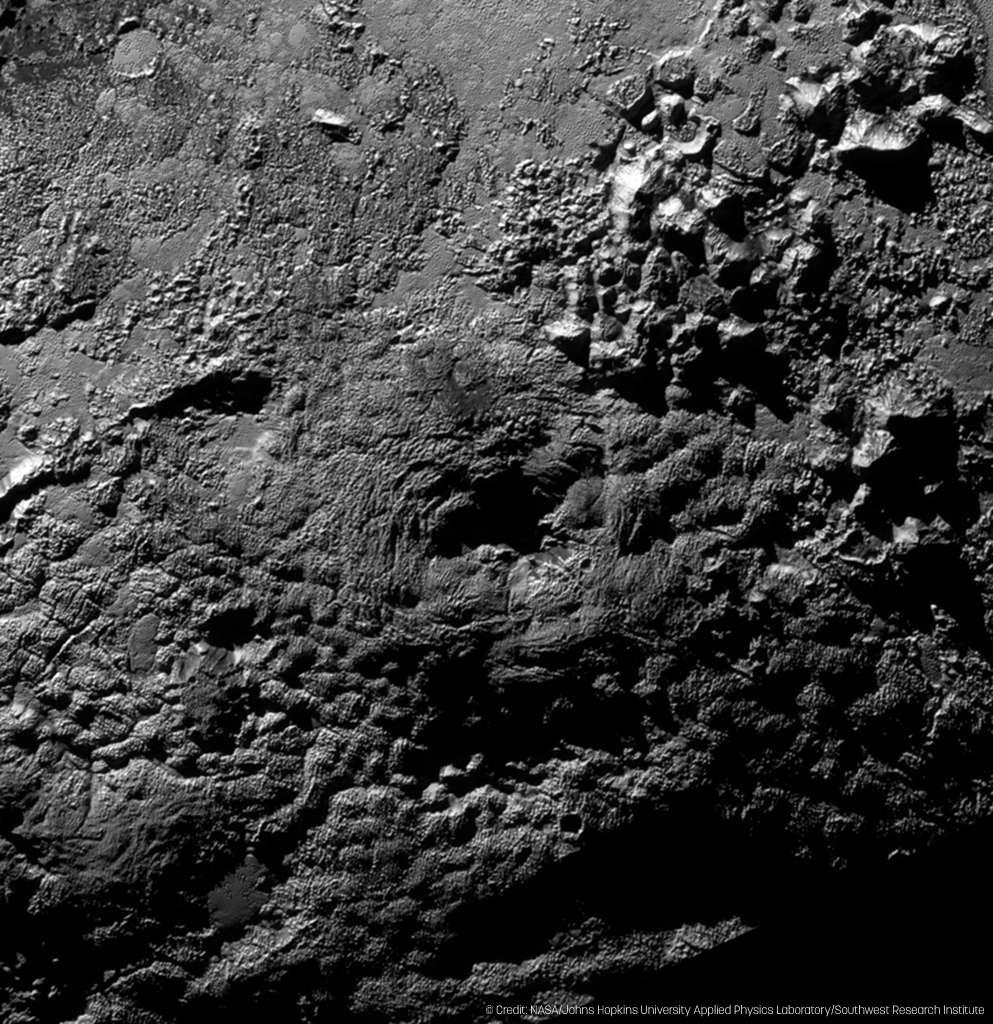 New Horizons : survol de Pluton (2/2) 198