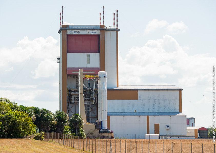 Lancement Ariane 5 ECA VA227 / ARABSAT 6B & GSAT 15 - 10 Novembre 2015  222