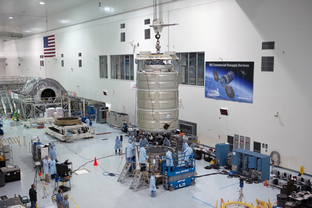 Lancement Atlas V - Cygnus OA-4 (ex Orb-4) - 6 décembre 2015 223