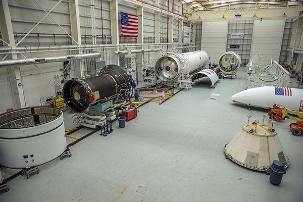 Orbital-ATK : Retour en vol de l' Antares re-motorisé prévu en 2016 224