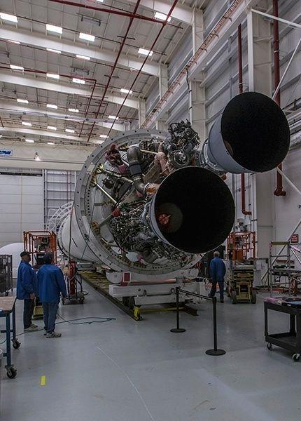 Orbital-ATK : Retour en vol de l' Antares re-motorisé prévu en 2016 321