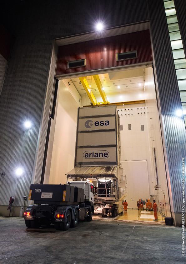 Lancement Ariane 5 ECA VA227 / ARABSAT 6B & GSAT 15 - 10 Novembre 2015  323