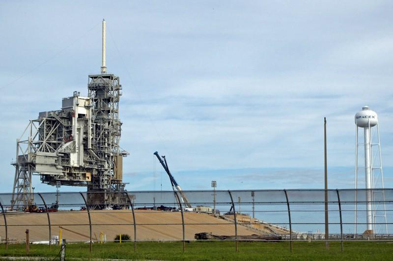 [SpaceX] Pad 39 A : actualités et modifications pour F9 et FH 414