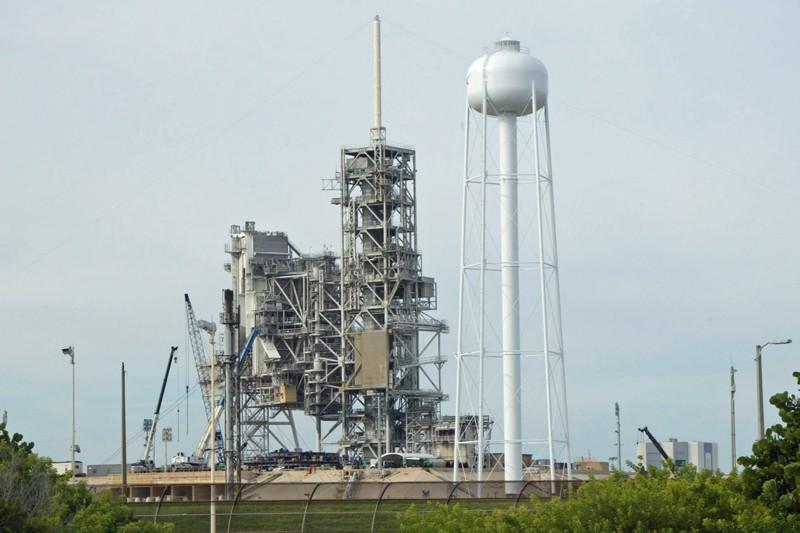 [SpaceX] Pad 39 A : actualités et modifications pour F9 et FH 612