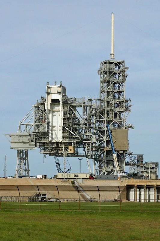 [SpaceX] Pad 39 A : actualités et modifications pour F9 et FH 710