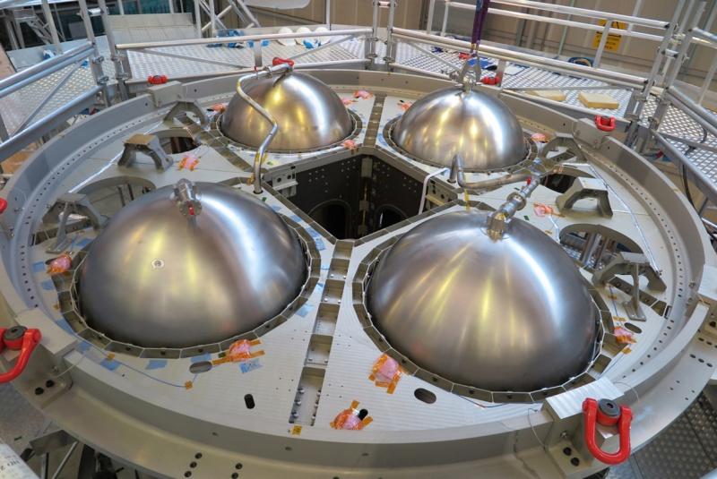 [Blog] Developpement de la capsule ORION de la NASA - Page 6 Scree135