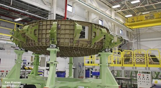 [Boeing] Suivi de la construction du Starliner  (CST-100) et du pas de tir LC-41 Screen34