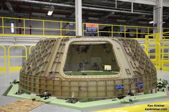 [Boeing] Suivi de la construction du Starliner  (CST-100) et du pas de tir LC-41 Screen35