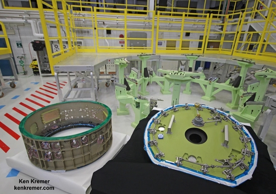 [Boeing] Suivi de la construction du Starliner  (CST-100) et du pas de tir LC-41 Screen36