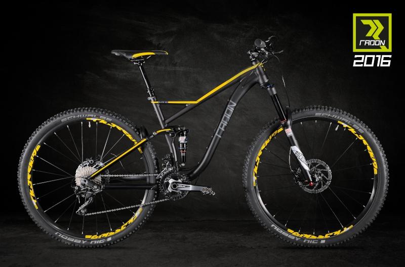Les vélos Radon 2016sl10