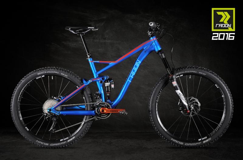 Les vélos Radon 2016sl12