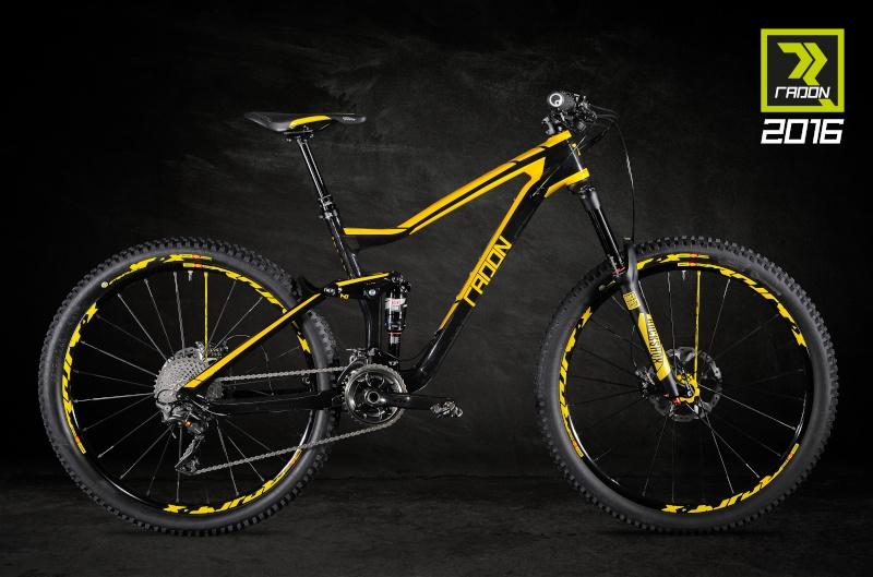 Les vélos Radon 2016sl14