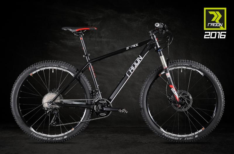 Les vélos Radon 2016zr11