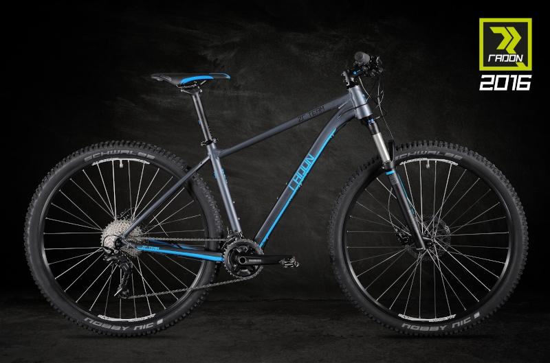 Les vélos Radon 2016zr12