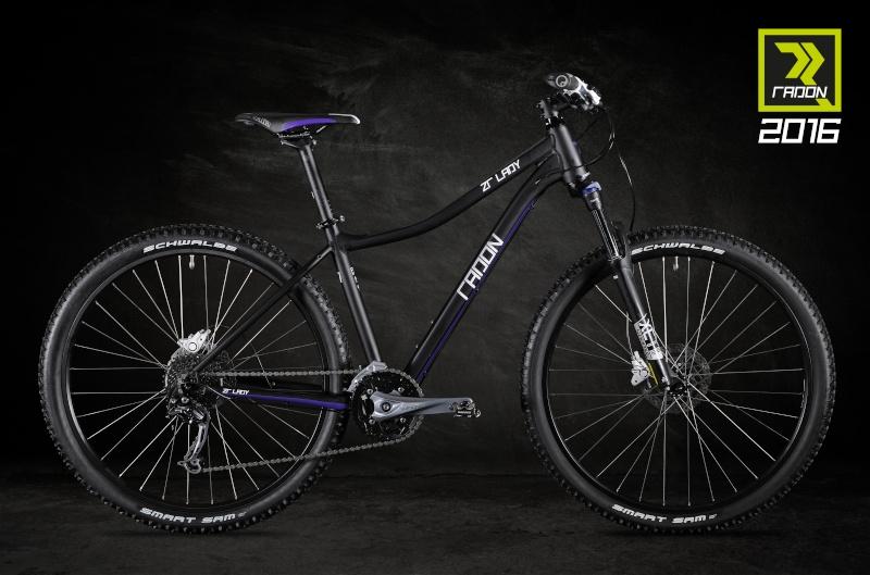 Les vélos Radon 2016zr14