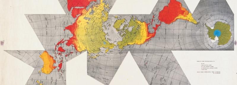 la majorité des cartes du monde sont fausses ( débat) - Page 2 Fuller10