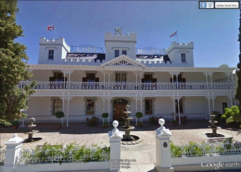 Histoire d'un défi TSGE Hotel Lord Milner Matjiesfontein Hotel_10