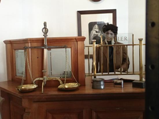 Histoire d'un défi TSGE Hotel Lord Milner Matjiesfontein Lord-m10