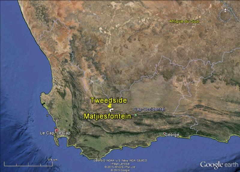 Histoire d'un défi TSGE Hotel Lord Milner Matjiesfontein Matjie10