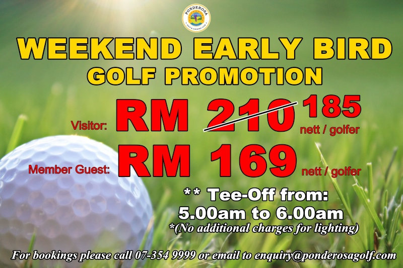 Weekend 5am Golf @ Ponderosa 5am_go11