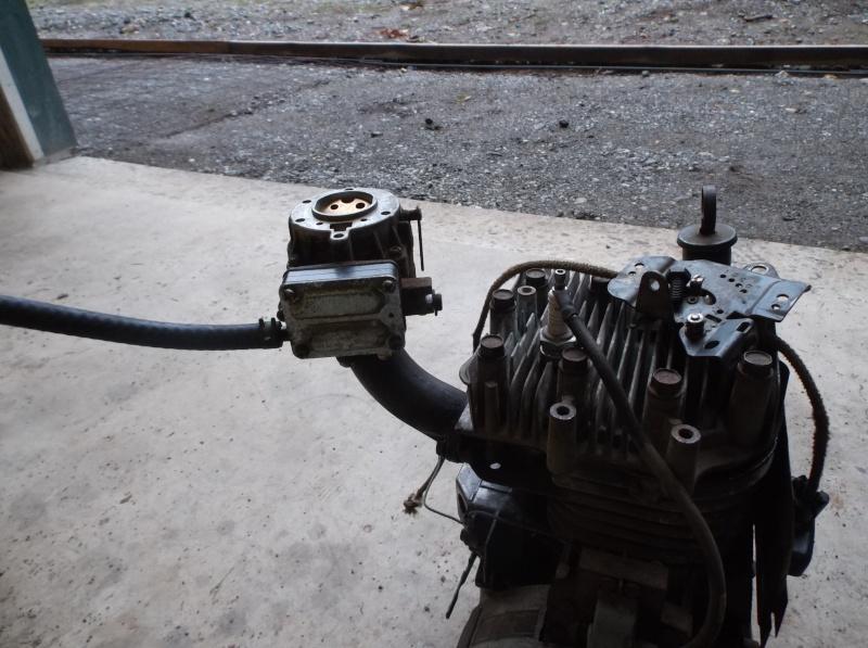 Briggs horizontal shaft carburator upgrade 00810