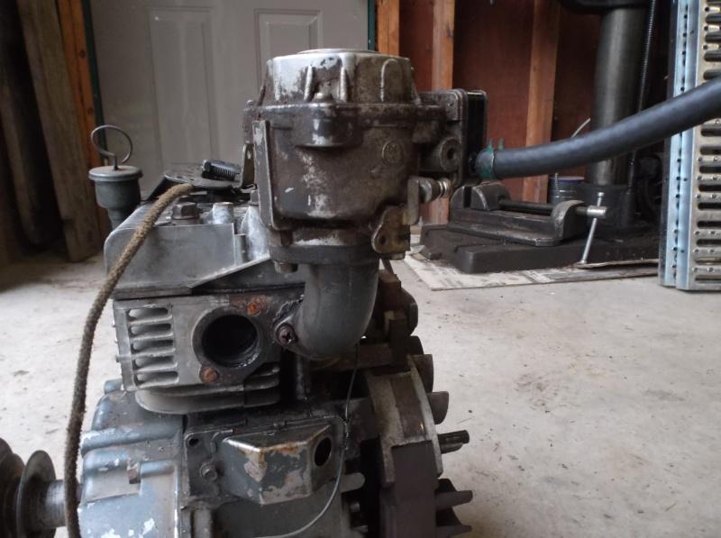 Briggs horizontal shaft carburator upgrade 00912