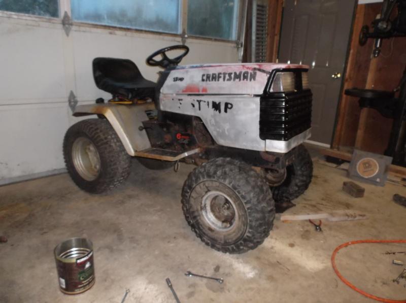"Craftsman GT utility build ""S.S. Stump"" 02210"