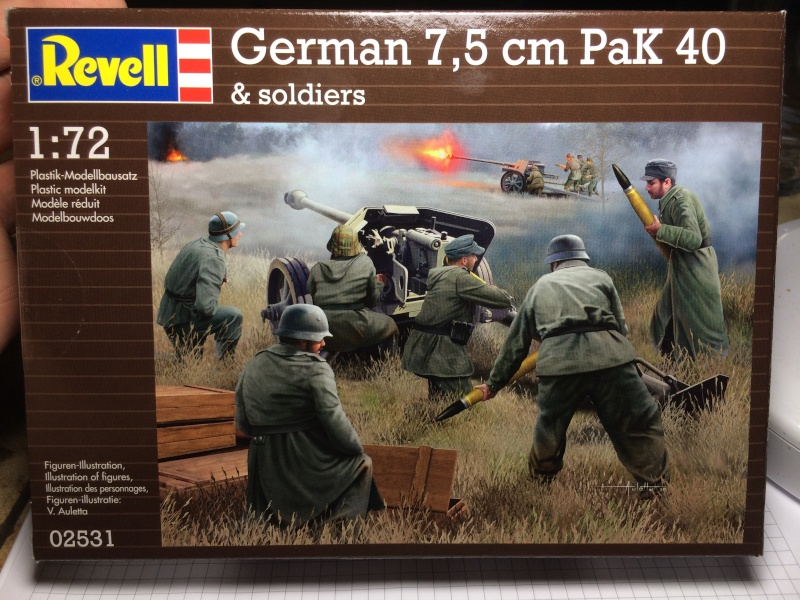 Revell 7,5 cm PaK 40 & Soldiers Img_4610