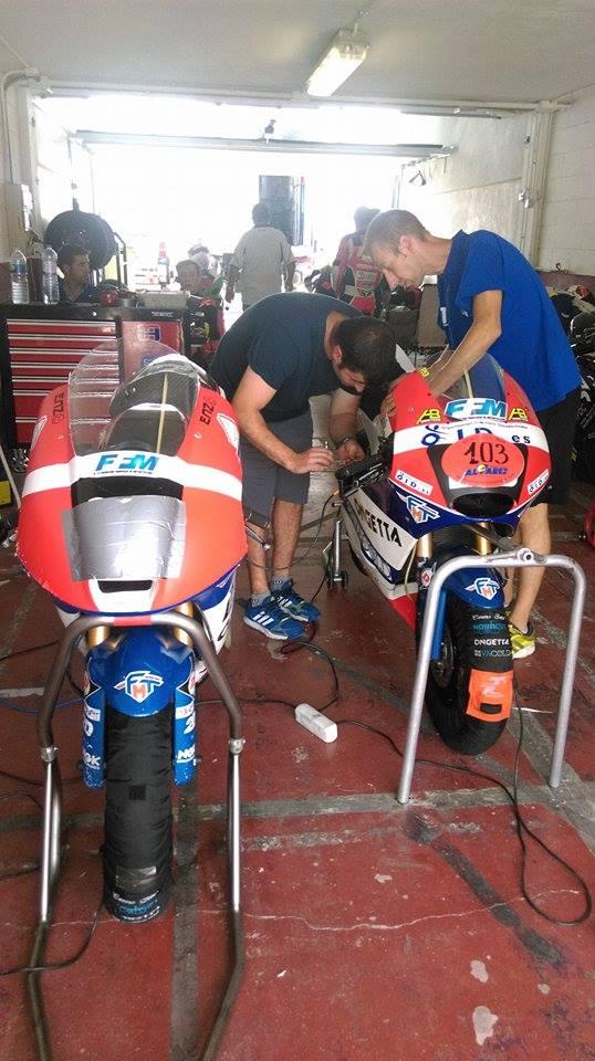 [Pit Laners en course!] Enzo Boulom ( Moto 3 Red Bull / FSBK) - Page 4 Ftr_et10