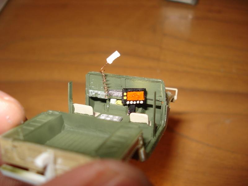 "[Revell 1/72 + scratch] Humvee ""Irak war"" et son convoi.... Dsc00014"