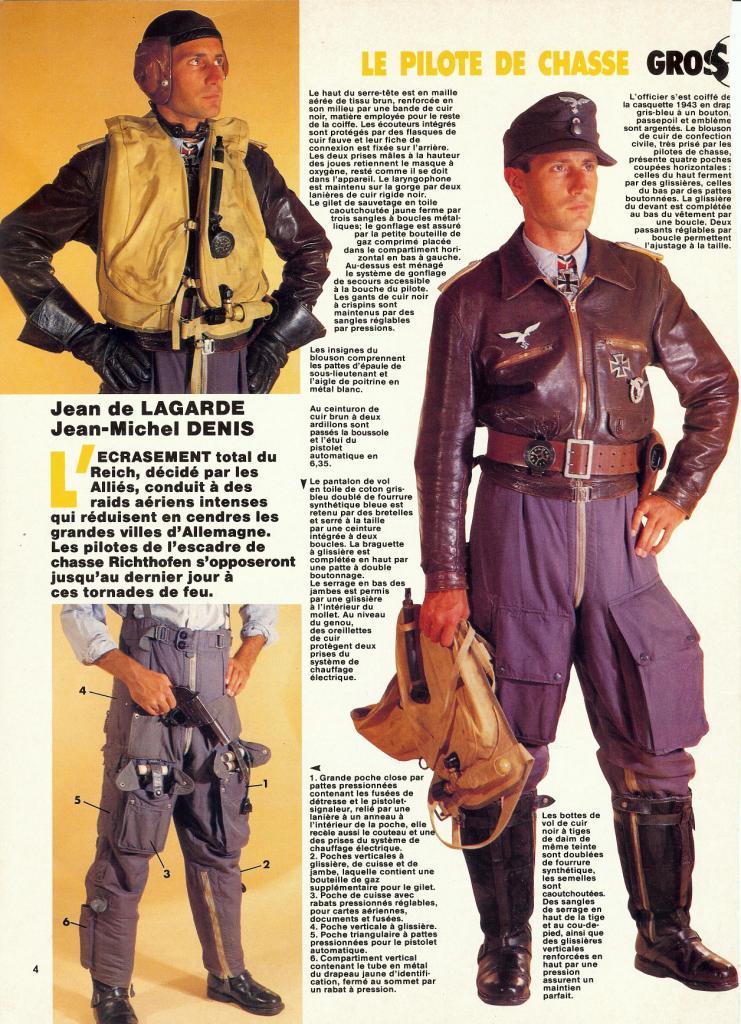 les tenues, quelques planches photo militaria Scan0114
