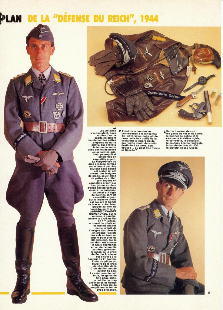 les tenues, quelques planches photo militaria Scan0115
