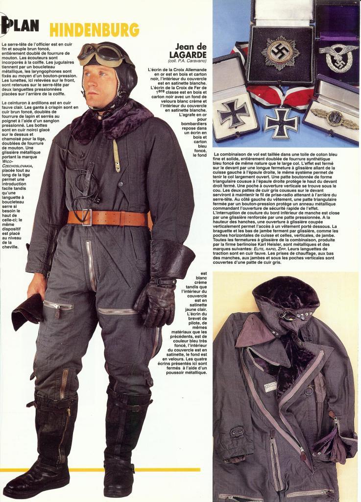 les tenues, quelques planches photo militaria Scan0122