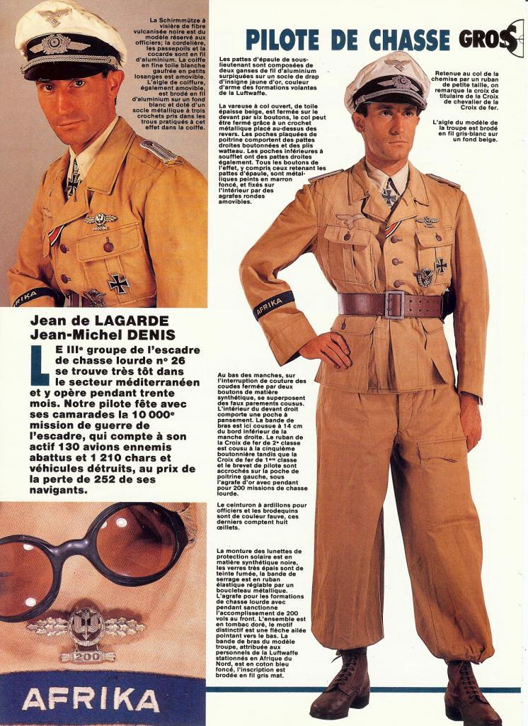 les tenues, quelques planches photo militaria Scan0124