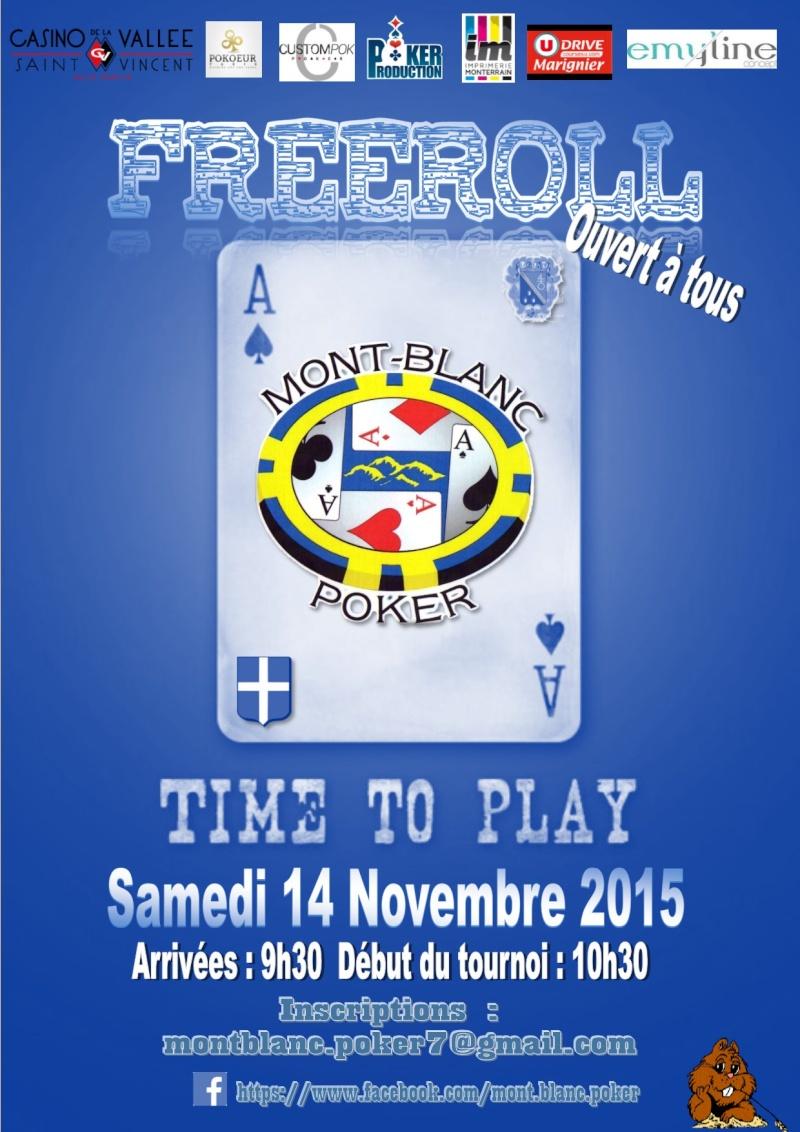 MontBlanc Poker Freero10