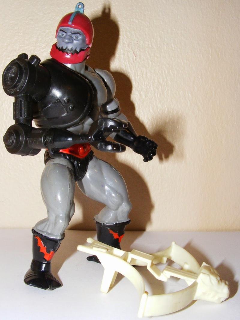 """Iron Jaw per il Dr Sep...........................(Il """"braccio"""") Custom10"""
