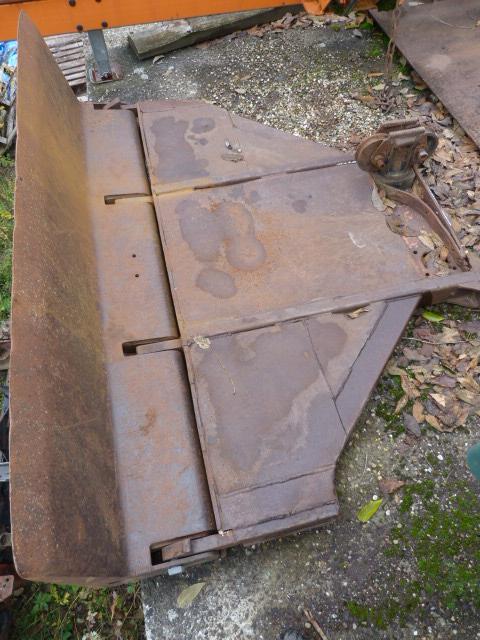 Pièces 406 forestier P1040524