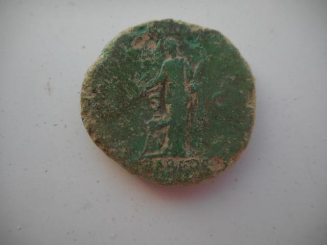 Dupondius de Trajan Dscn0911