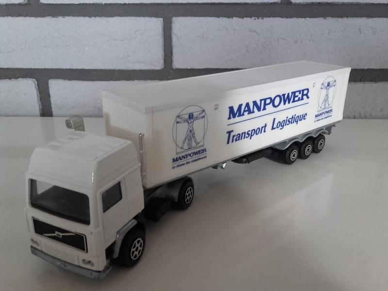 N°3055 Volvo Porte Container. 20151029