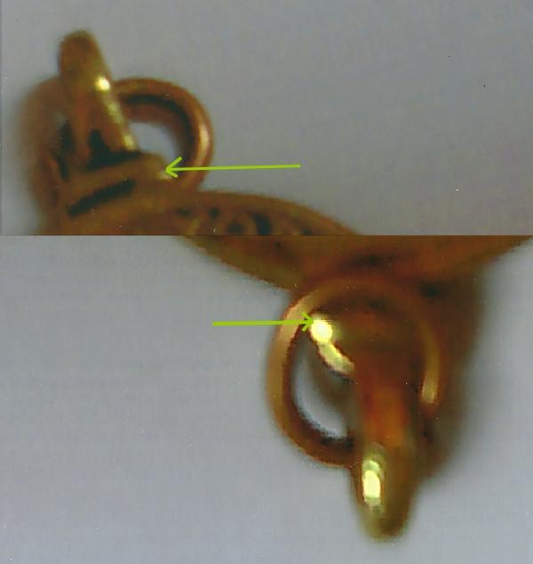 Médaille religieuse, Espagne ou Pays-Bas espagnols Montag10